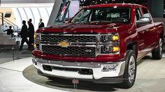 2013 NAIAS: All-New 2014 Chevy Silverado [Live Photos] - autoevolution for Mobile