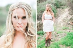 Romantic Country Getaway Styled Shoot