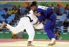 DAY 1:  Men's Judo - Walide Khyar of France vs Simon Yacoub of Palestine