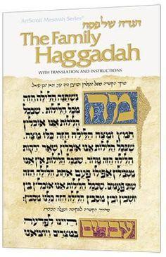 Haggadah: Family Haggadah (Paperback)
