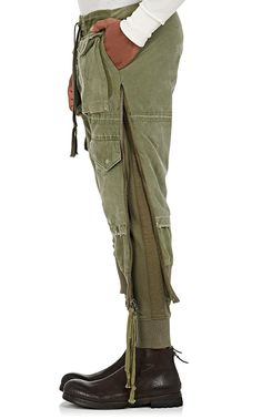 Greg Lauren Cotton Army Tent u0026 French Terry Pants  sc 1 st  Pinterest & Greg Lauren Cotton Army Tent u0026 French Terry Pants | Army tent