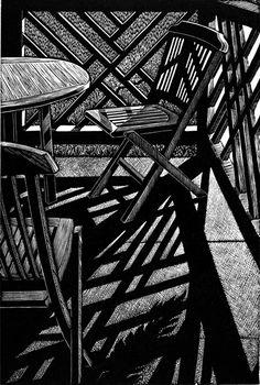 PAM PEBWORTH : AFTERNOON SUNLIGHT