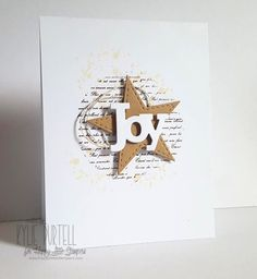 Christmas Card, Happy Little Stampers, HLS Thinking of You, Die Cut star and sentiment, Kylie Purtell Christmas Stars, Twelve Days Of Christmas, Xmas, Tis The Season, Black Backgrounds, Kylie, Red And White, Tennis, Stamps