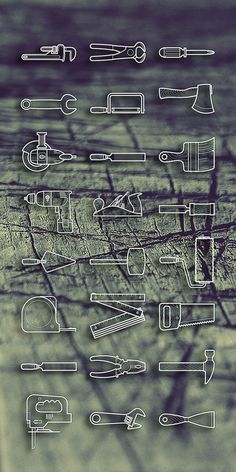 Free Tool Icon Set #FreeIcon from http://ortheme.com #proappslive
