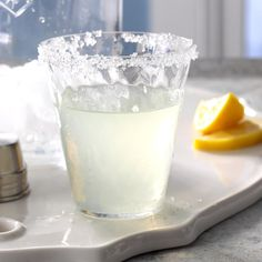 Perfect Lemon Martini Recipe -Time to relax with a refreshing cocktail! The combination of tart lemon and sweet liqueur will tingle your taste buds. —Marilee Anker, Chatsworth, California