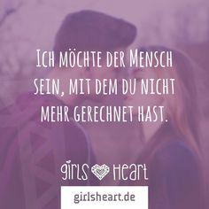 Markiert eure große Liebe!  Mehr Sprüche auf: www.girlsheart.de  #liebe #verliebt #derrichtige #dierichtige #forever