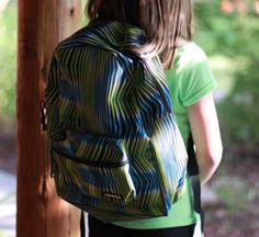 @YakPack backpacks review & #BackToSchool giveaway
