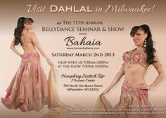 Shop with Dahlal in Milwaukee this weekend!