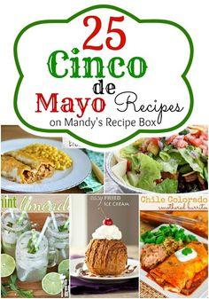 Mandys Recipe Box: Cinco de Mayo 25 Mexican Recipes   FOODIEZ-eatzFOODIEZ-eatz