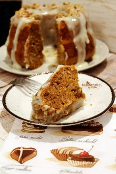 Sweet Recipes, Cake Recipes, Healthy Recipes, Healthy Meals, Ring Cake, Scones, French Toast, Food And Drink, Sweets