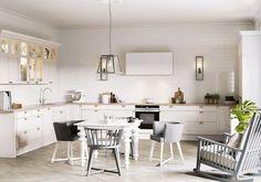 Fasett Classic white Mansion - Kjøkken fra Epoq - Kjøp hos Elkjøp og Lefdal!