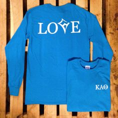KAO Love Longsleeve – Southern Crowd