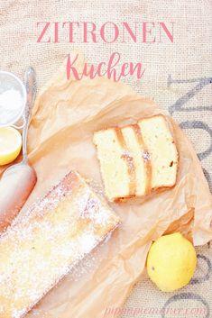 Der saftigste Zitronenkuchen, den ich je gegessen habe! Eignet sich für den Kindergeburtstag genauso wie fürs Sommerfest und ist ganz schnell und einfach zu backen!