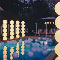 Pantallas chinas BLANCAS 30cm con LUCES LED de 48 horas / Paq. de 10 pzas - Globos de Luz | Artículos y detalles para bodas y eventos | Ideas originales para fiestasGlobos de Luz