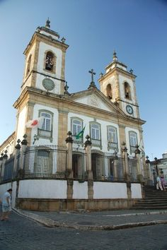 Igreja Nossa Senhora do Pilar, São João del Rei.