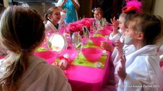 Spa Party Birthday Party Ideas | Photo 15 of 37 | Catch My Party