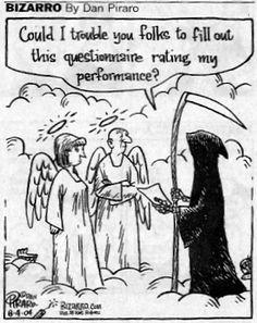 Questionnaire - Bizarro