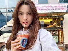 Nana beverage (After School/Orange Caramel) Afterschool after school kpop K Pop, After School Kpop, Im Jin Ah Nana, Dragon Ball, K Drama, School Snacks For Kids, Lab, Orange Caramel, Latest Albums