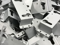 Manufacturing small sheet metal brackets in the UK - Types Of Sheet Metal, Cnc Press Brake, Cnc Manufacturing, Stainless Steel Brackets, About Uk, Britain, Suit, Easy