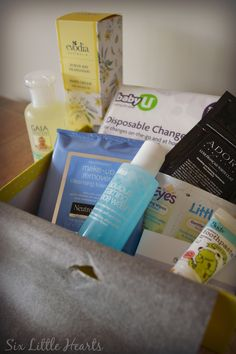 Bellabox Bellababy October unboxing review plus a special reader offer...