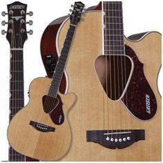 G5013CE Rancher Jr. Acoustic Electric Guitar