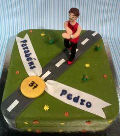 Runner cake