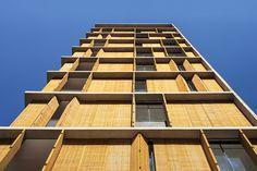 Vitacon Itaim Building in Sao Paulo, Brasil by studio mk27