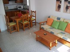 Apartment Inoue for 4p in Arrieta for rent in Lanzarote