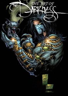 The Darkness great comic book