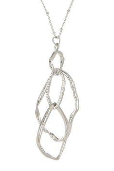 Lisette Swarovski Crystal Necklace
