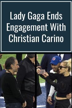 Lady Gaga Ends Engagement With Christian Carino Awesome Wow, Amazing, Family Relations, Acceptance Speech, Here's The Thing, Celebrity Gallery, A Star Is Born, People Magazine, Weird World