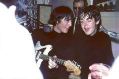 2 Beatles - 1 Jazzmaster