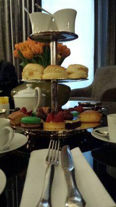 Afternoon Tea - Bvlgari London