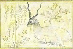 Bildschirmfoto: The Jahangirnama : memoirs of Jahangir, Emperor of India Emperor Of India, Mughal Miniature Paintings, Islamic Art, Asian Art, Moose Art, Sketches, Miniatures, Fine Art, Ark