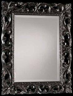 idea #specchiera rettangolare bagno #mirror