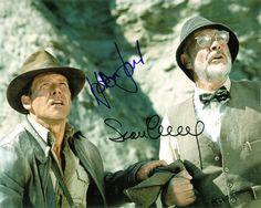 Sci Fi Series, Sean Connery, Steven Spielberg, Harrison Ford, Indiana Jones, Old Movies, Raiders, Bts, Album