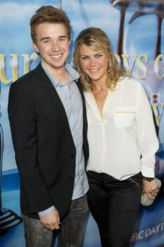 Days of Our Lives' Brady Family Tree: Chandler Massey and Alison Sweeney