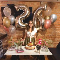 - Decoration For Home 18th Birthday Party, Diy Birthday, Birthday Party Themes, Birthday Girl Pictures, Birthday Party Photography, Birthday Table Decorations, Birthday Balloons, Bronzer, Instagram