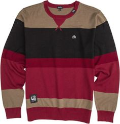 A gift for him: LRG Route 47 Sweater http://www.swell.com/Mens-Sweaters/LRG-ROUTE-47-SWEATER?cs=MA