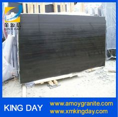 China Imperial Black Wood Vein Marble