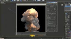 Large Scale Explosion Tutorial Using FumeFx 3Computer Graphics & Digital Art Community for Artist: Job, Tutorial, Art, Concept Art, Portfolio