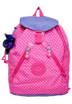 Mochila Kipling Rosa - Compre Agora  244da4dc01c