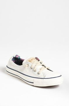 "I NEED these ""summer Chucks!!    Converse Chuck Taylor® 'Shoreline' Sneaker (Women) available at #Nordstrom"