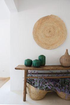 Home Decorators Collection Blinds Bohemian House, Bohemian Decor, Rustic Chic, Rustic Style, Ibiza Style Interior, La Croix Valmer, Interior Window Shutters, Home Decor Baskets, Hygge Home