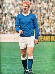 Alan Ball of Everton in 1968.