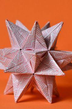 3D Star From Crelando Lidl (4)