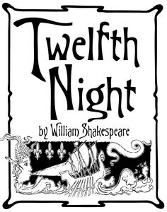 """""""Twelfth Night"""" by William Shakespeare...funny and romantic!"""