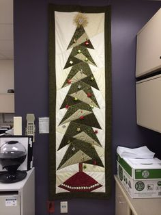 Tall trim the tree for my friends at work
