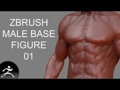 Sculpting The Male Figure Zbrush TutorialComputer Graphics & Digital Art Community for Artist: Job, Tutorial, Art, Concept Art, Portfolio