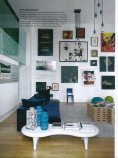 NUEVO ESTILO - ORGONE TABLE, design Marc Newson